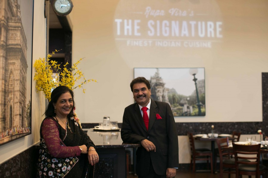 Rupa Vira's The Signature Grand Opening