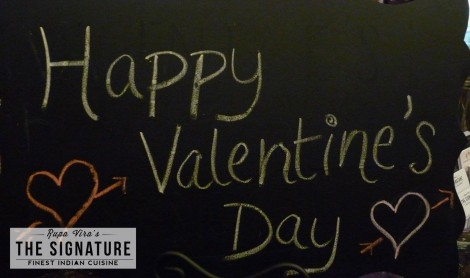 Valentines Day Signature Rupa Vira S The Signature