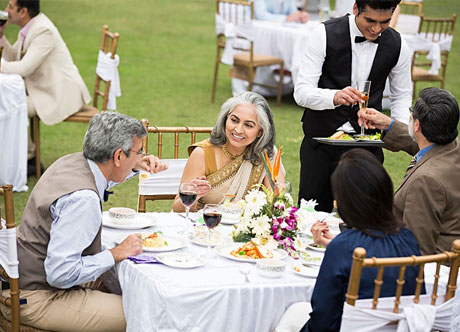 Rupa Vira Catering Service - Outdoor Catering