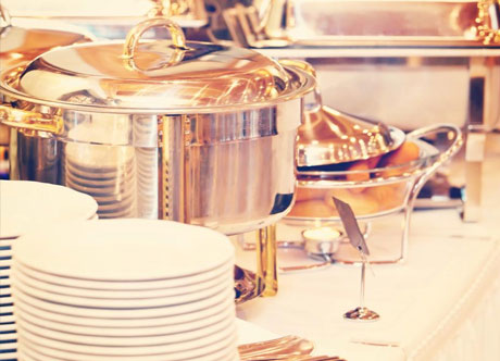 Rupa Vira Catering Service - Catering Table Set-up