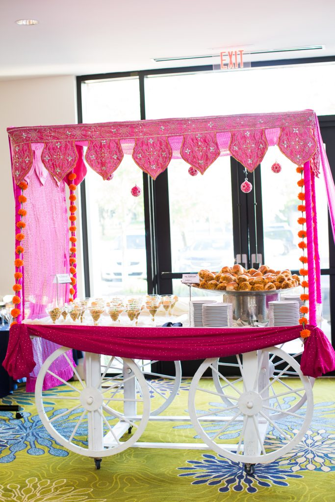 Charu nikunj wedding featured on maharani weddings rupa viras the the beautiful wedding we catered for charu and nikunj at the dulles hyatt regency this summer has been featured on maharani weddings junglespirit Image collections