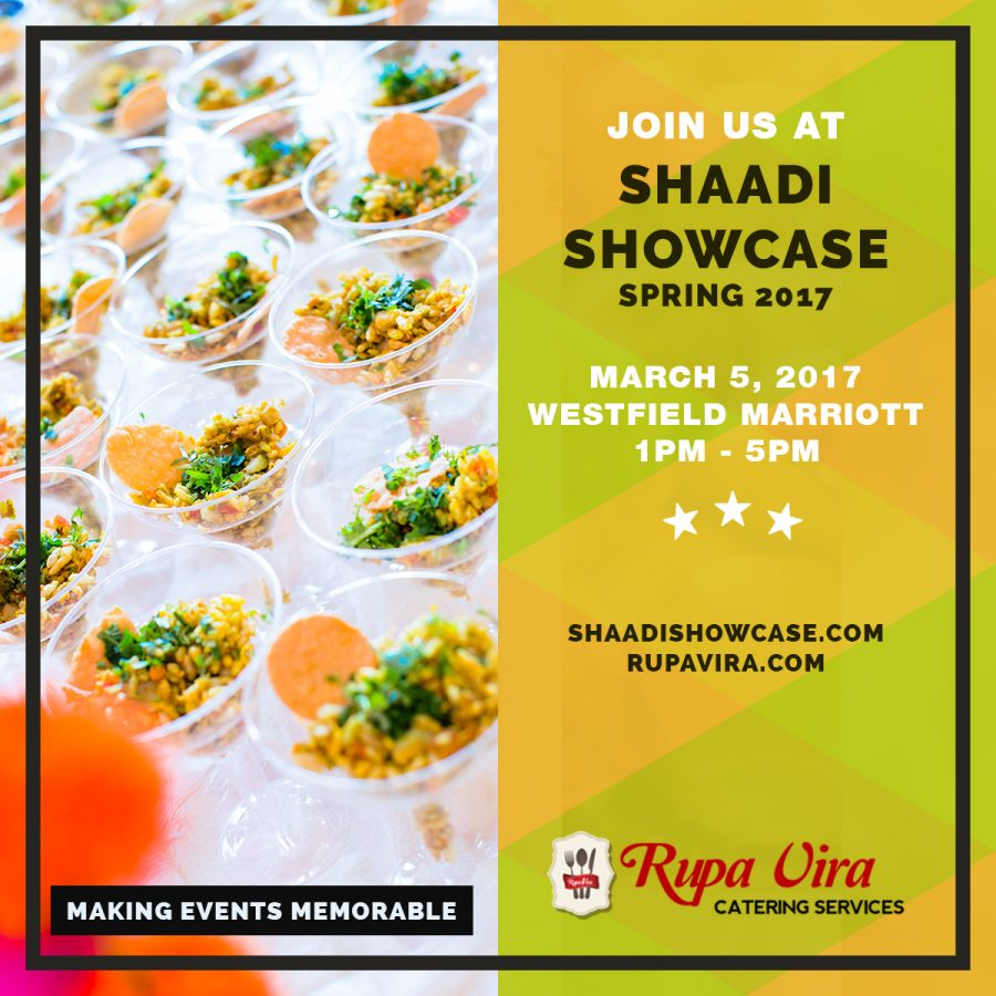 Join us at Shaadi Showcase Spring 2017