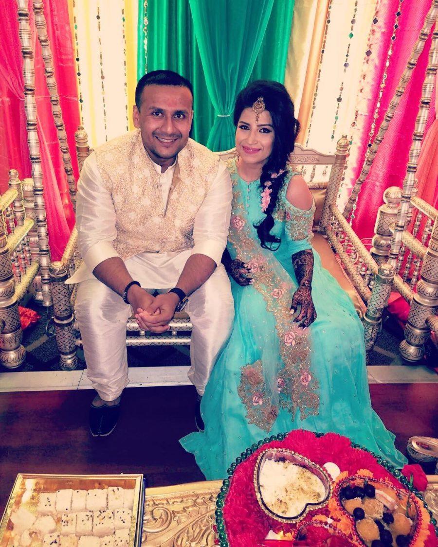 Dhwaja & Ryan Sangeet
