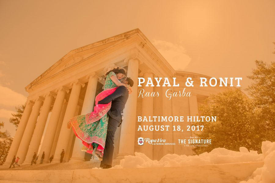 Ronit & Payal Raas Garba Catering – Hilton Baltimore Inner Harbor, MD