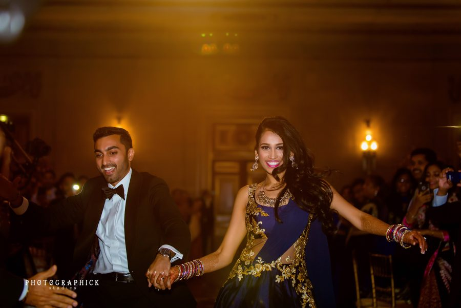Yesha & Vikram – Beautiful Wedding at Andrew Melon Auditorium, Washington DC