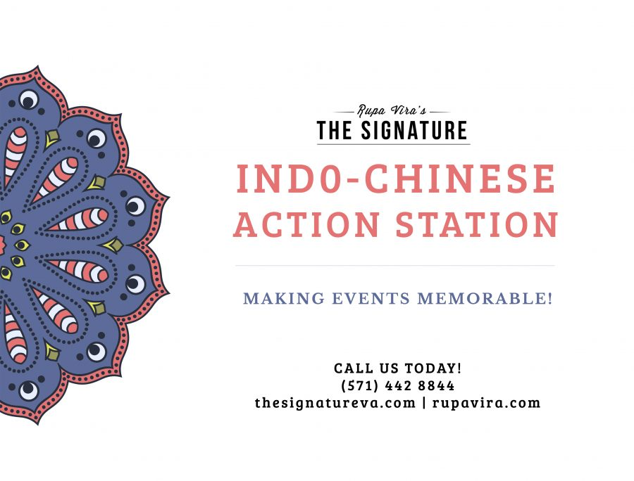 Add Indo-Chinese Action Station at your next event!