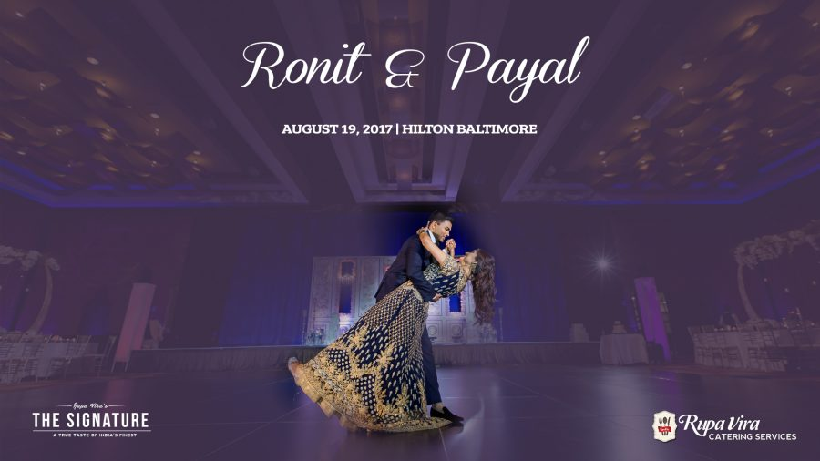 Ronit & Payal Wedding Reception. Hilton Baltimore Inner Harbor, MD